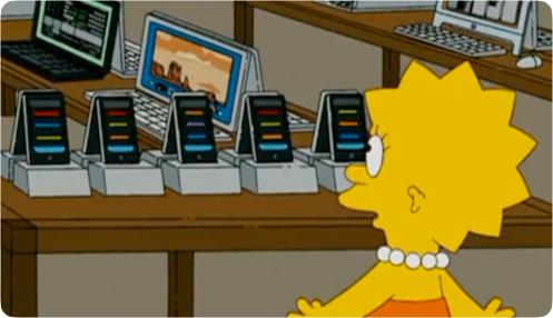 Simpson - iPhone - Apple