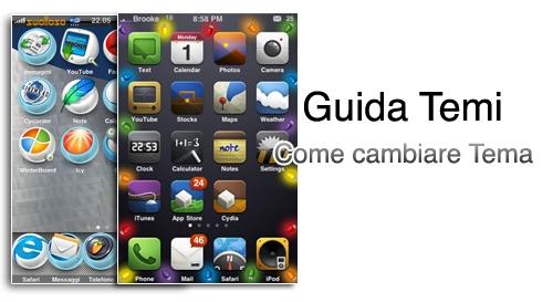 Temi - Guida - iPhone